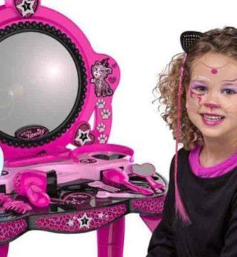 Joyería y maquillaje para niños