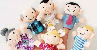 Marionetas y títeres