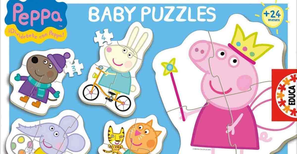Puzzles y rompecabezas
