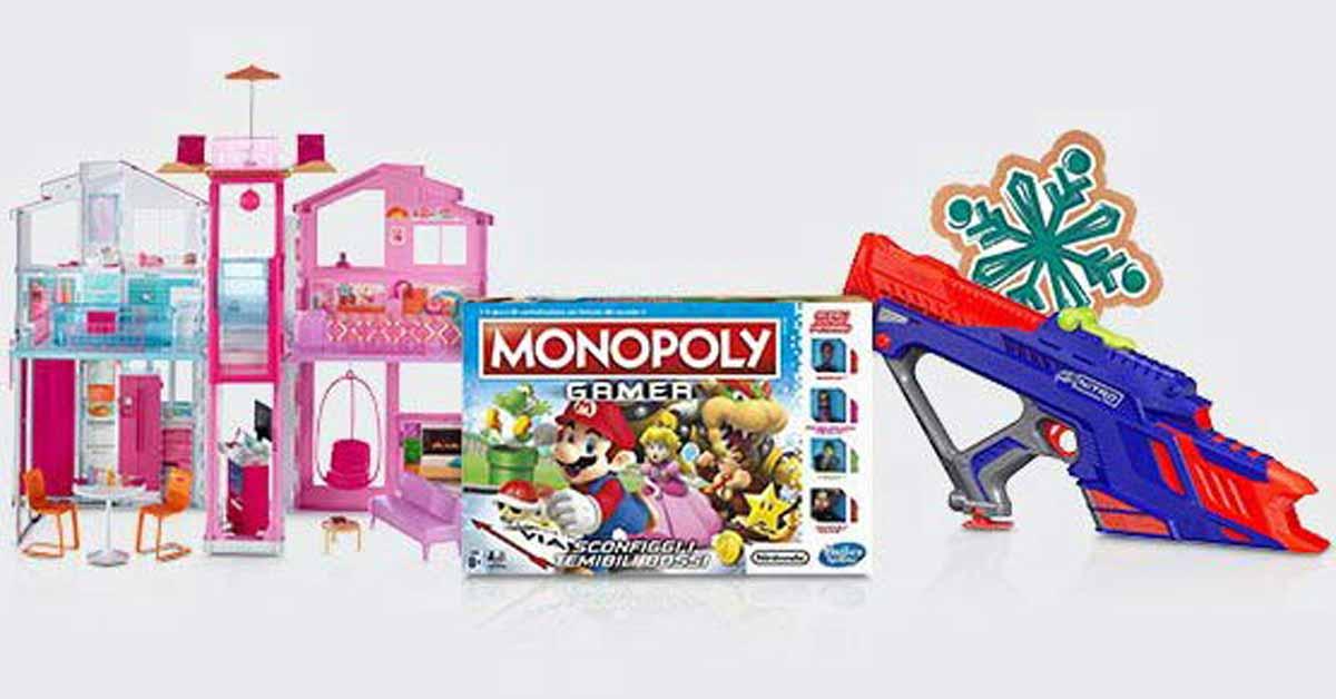 Juguetes y Juegos