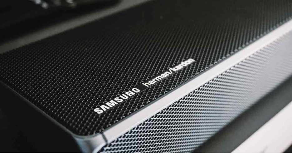 Barra de Sonido Samsung