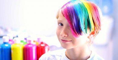 Tintes de colores para pelo de mujer, de castaño a rubio pasando por claro