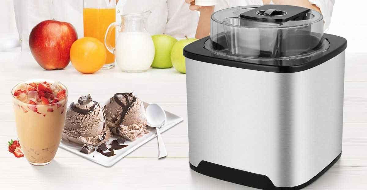 Heladera, la máquina para hacer helados