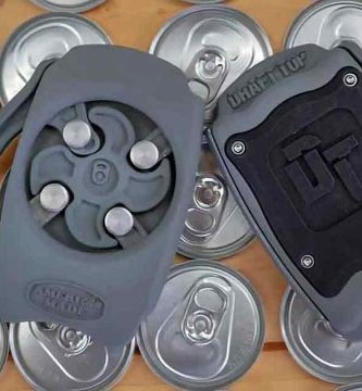 Abridor latas aluminio
