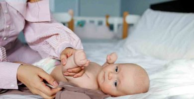 Cremas y cuidado de la piel de los bebés