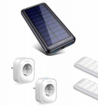 Productos para ahorrar en el consumo de luz