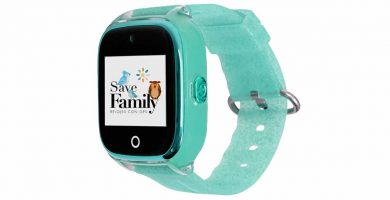 Relojes con localizador para niños