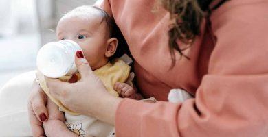 La mejor leche de iniciación para lactantes