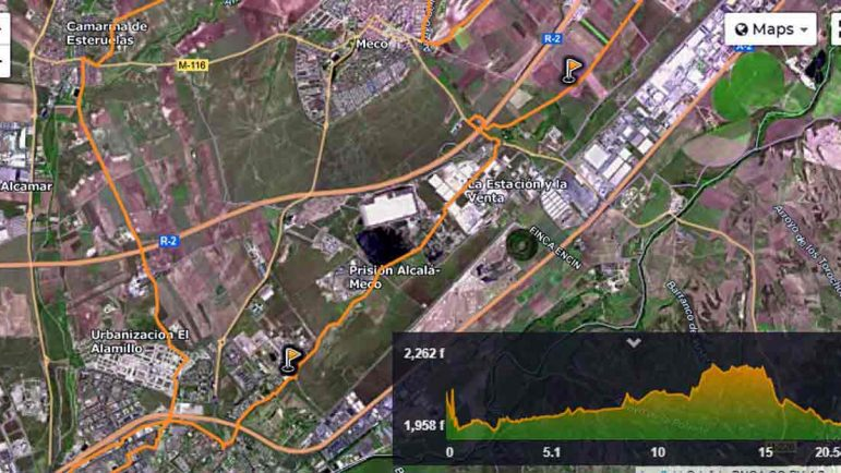 Google Maps recomienda rutas de senderismo, montañismo, bicicleta o quad