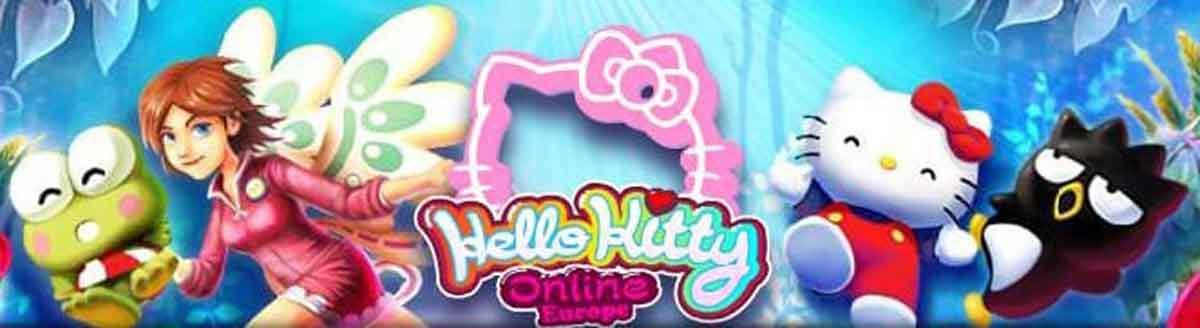 Hello Kitty Online ya está disponible para España