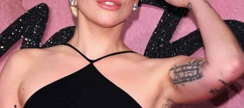 Los tatuajes de Lady Gaga y las matemáticas