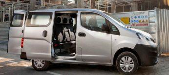 La nueva furgoneta del futuro, la Nissan NV200