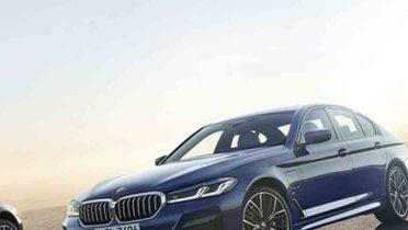 Iluminación perfecta y controlada inteligentemente en la Serie 5 de BMW