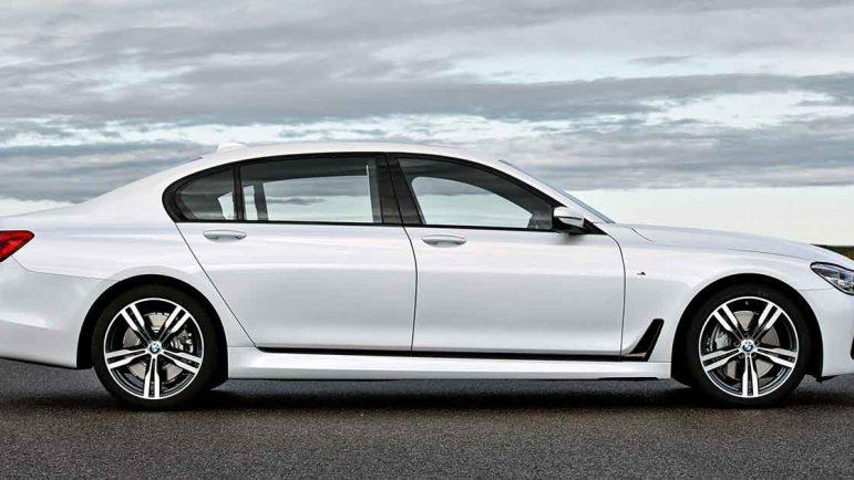 La Serie 7 de BMW cumple 30 años