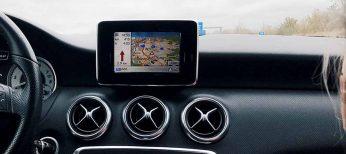Revolución entre los navegadores: primer GPS del mundo con imágenes
