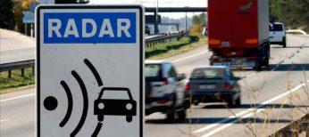 Ojo con los nuevos radares: van integrados en puertas que parecen abolladas