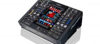 Primer mezclador de 4 canales que combina audio y vídeo para DJs, VJs y DVJs en un solo equipo