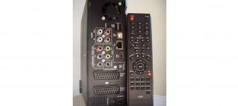 Prueba de la caja multimedia grabadora AKUO AK-MMP8000: a la vanguardia