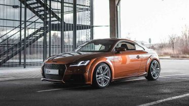 Audi TTS: La máquina del placer de conducción