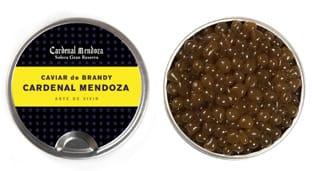 Madrid Fusión trae caviar de 'brandy' y el aperitivo 'Delirium'