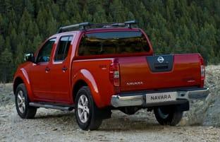Nissan Navara Sport, el 'pick up' más deportivoNissan Navara Sport, el 'pick up' más deportivo
