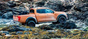 Nissan Navara Sport, el 'pick up' más deportivo