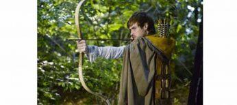 Primera temporada en DVD de la serie de TV 'Robin Hood'