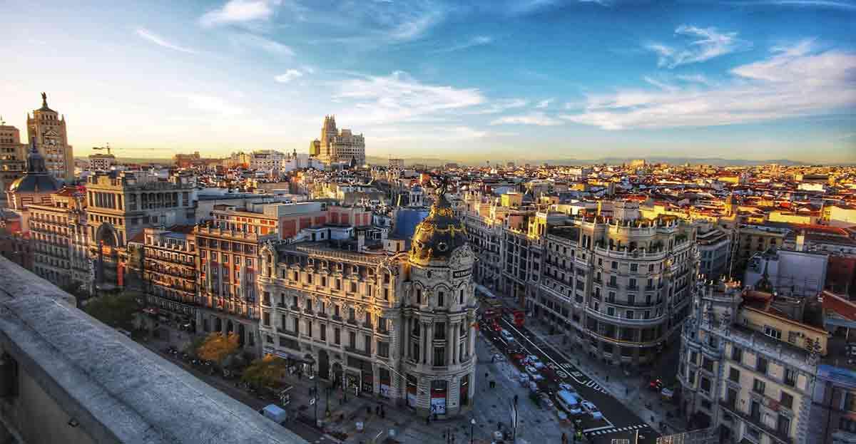 Alojamientos para estudiantes en Madrid