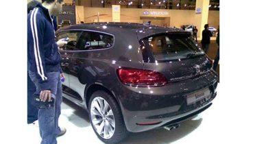 Scirocco: deportivo compacto de Volkswagen