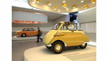 Museo BMW: un viaje en el tiempo