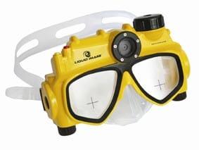 Camera Mask, unas gafas de bucear con cámara integrada