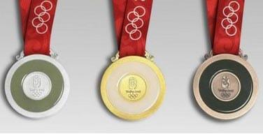 Medallas de Beijing