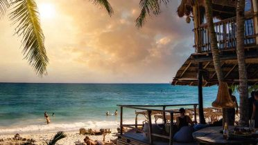 Riviera Maya, el refugio de los dioses