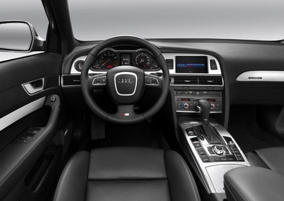 Interior del nuevo Audi A6