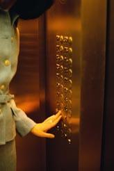 Los ascensores son mucho más que sitios para hablar del tiempo