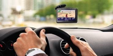 Decálogo para el buen uso de un navegador GPS en el coche