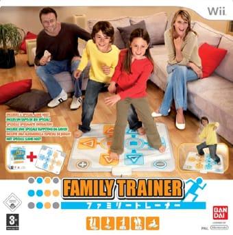 A ponerse en forma con 'Family Trainer'