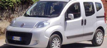 Qubo, el nuevo free space de Fiat