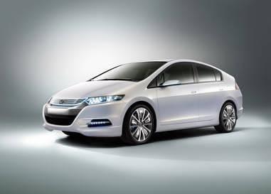 Honda Insight, el híbrido global que se venderá en 2009