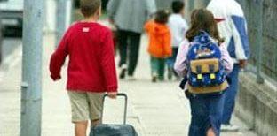 La 'vuelta al cole' de septiembre conlleva unos gastos de 640 euros de media por niño.