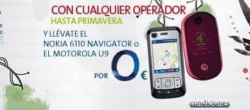 Los móviles de oferta gratuitos tienen un coste real de 400 euros