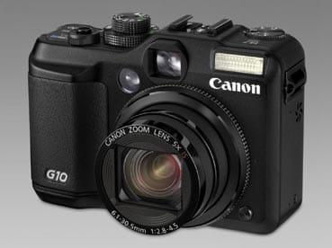 Canon presenta su nuevo buque insignia, la PowerShot G10