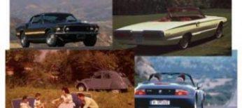 Conducir un coche de película es posible a partir de 5.000 euros