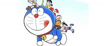 Doraemon, a punto de cumplir los 40