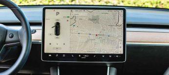 Los GPS indican ahora por qué carril se debe circular
