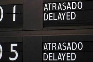 Los verdaderos motivos de los retrasos aéreos