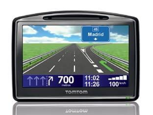 Información del tráfico con el TomTom GO 630