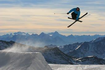 Seis meses de temporada de esquí en Valle D'Aosta