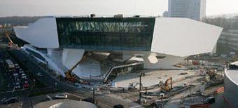 El nuevo museo Porsche abrirá el 31 de enero de 2009