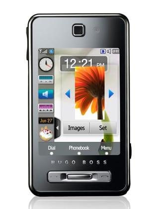 Samsung lanza el F480 Hugo Boss, ahora en negro